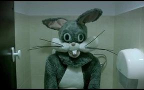 Creepy Animation Night Commercial: Bunny