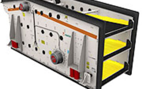 Metso launches ES Series screen