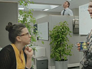GolfNow Commercial: Office Dinosaur