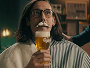 Carlsberg Video: If Carlsberg Did Haircuts…