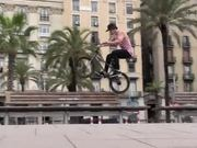 Simone Barraco Works Wonder on BMX