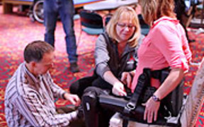 Bridging Bionics Foundation: Sally Ray