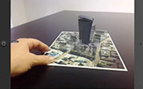Construction Augmented Reality Demo