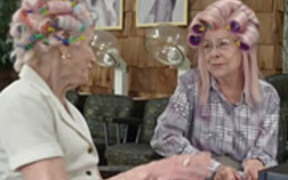 HSBC Commercial: Pink Ladies