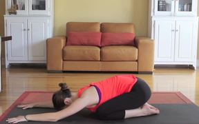 30 Day Yoga Challenge - Day - 8