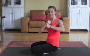 30 Day Yoga Challenge - Day - 8