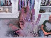 """Daniel Rozin, """"Mirror No. 10,"""" 2009"""