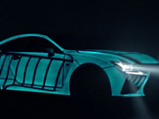 Lexus Commercial: The Lexus Heartbeat Car