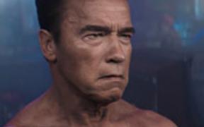 WWE 2K16: Arnold Schwarzenegger's Terminator