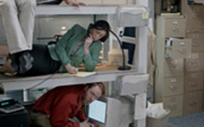 Geico Campaign: Literal Office