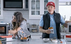 Lunchables: Malcolm McDowell Presents