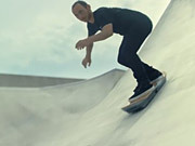 Lexus Commercial: Hoverboard is Here
