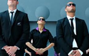 Air New Zealand Commercial: Men in Black