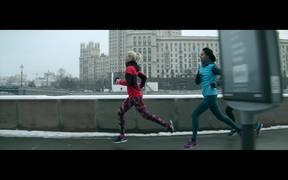 Nike Women in Sport Moscow