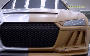 Creating the Audi Sport Quattro Concept