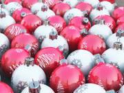 Christmas Balls Ornaments