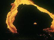 Lava Flow - Night