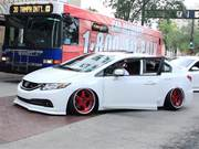 Geren's 9th Gen Honda Civic