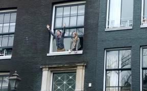Adidas Ad: van der Sar is Back
