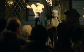 Miracle Whip Ad: Witch Hunt and Village
