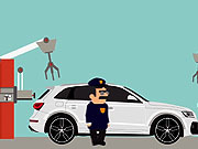 Aliens want to the Audi of Technology