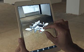 Augmented Reality for Visualizing CAD Designs
