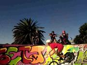 Dare Devils All Day Raglan Jam