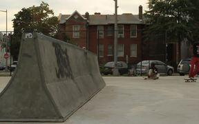 Un-edited Cuts: 9/2/11 Shaw Skate Park