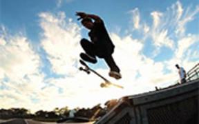 Dive-Long Branch Skatepark Montage