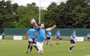 Samsung Campaign: School of Rugby: Style
