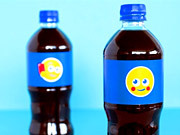 Pepsi Campaign: World Emoji Day 1