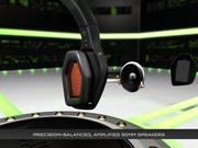 Xbox360 Headphones - Warhead 7.1