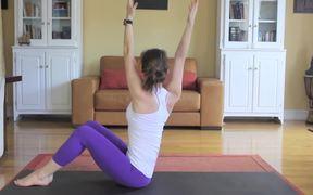 30 Day Yoga Challenge - Day - 4