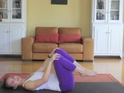 30 Day Yoga Challenge - Day - 4