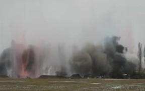 Demolition of Coal Power Plant Vaires-sur-Marne