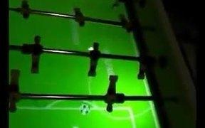 Qatar Football in Rasgas