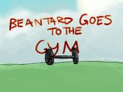 Beantard Goes to the Gym
