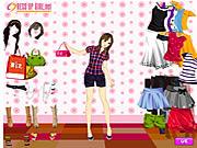 Summer Shopper Dressup