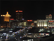 Atlantic City - Time Lapse