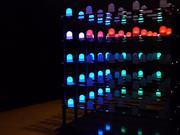 RGB LED Cube 5x5x5