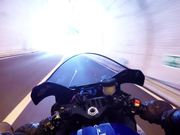 Yamaha R1 Grimselpass Switzerland
