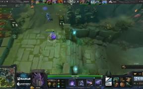 DOTA 2: aAa vs Fnatic EU | RaidCall EMS One