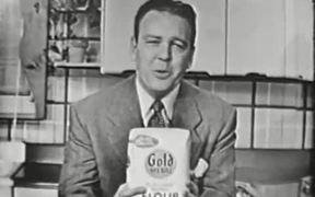 Gold Medal Flour (1955)