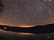 Acoustic Star Trail Timelapse
