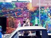 Caleb Aero - Paint Our Town Tour 2013 - San Diego
