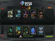 DOTA 2: Team Empire vs Kaipi [Part II + III]