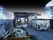 SPACESCAN - Building Demolition Flythrough