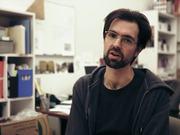 "Daniel Canogar, ""Reboot,"" Second Street Gallery"