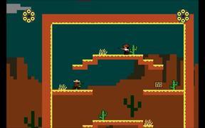 Los Pistoleros - First Gameplay Video