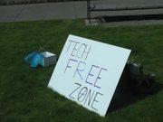 Tech Free Zone